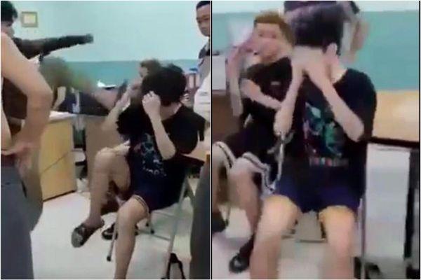 Đề nghị Công an TP.HCM xử nghiêm vụ 'hai thiếu niên bị đánh' tại Trường THCS Nguyễn Văn Tố