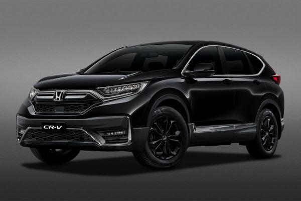 Honda CR-V có thêm phiên bản LSE
