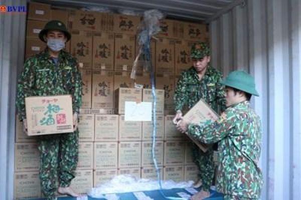 Hé lộ đường dây buôn lậu cực lớn qua Đà Nẵng