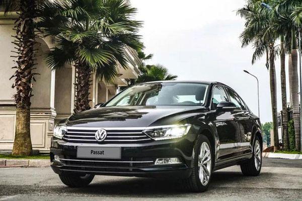 Bảng giá xe Volkswagen tháng 4/2021: Ưu đãi 100 triệu đồng