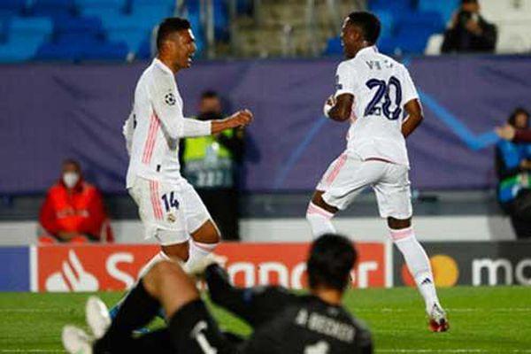 Chấm điểm Real 3-1 Liverpool: Vinicius 9 điểm, cả đội Liverpool trung bình yếu