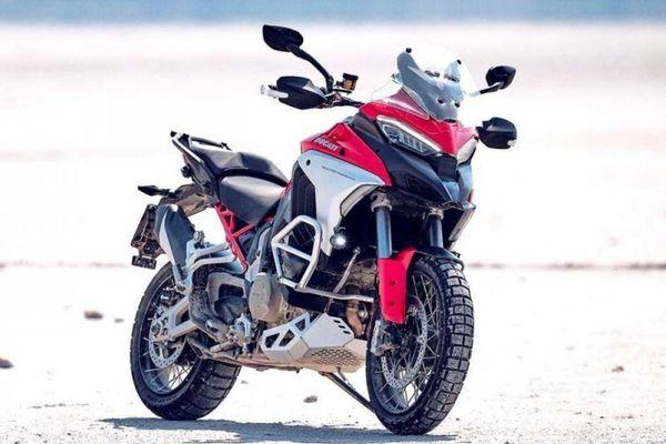 Ducati tạm dừng các đơn hàng bán Multistrada V4 để khắc phục lỗi