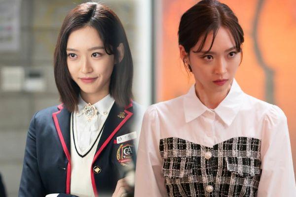 Độ nổi tiếng tăng vọt của Han Ji Hyun sau vai rich kid trong 'Penthouse'