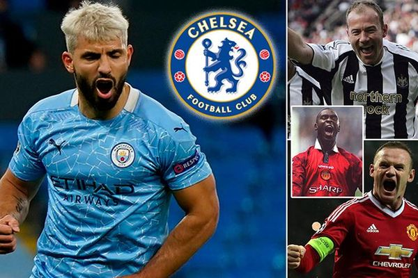 Aguero đã chọn Chelsea?