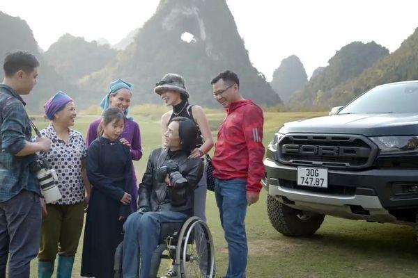 Lân 'Xe lăn' và hành trình tìm lại đam mê tuổi trẻ cùng Ford Ranger Raptor