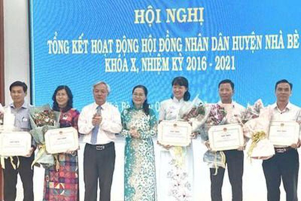 Nâng cao chất lượng, hiệu quả hoạt động của HĐND huyện Nhà Bè