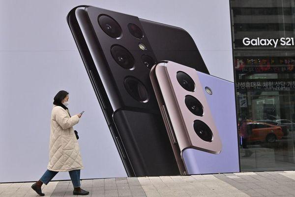 Lợi nhuận quý I của Samsung có thể tăng 44%