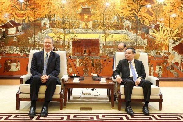 Đại sứ Mỹ: 'Hà Nội luôn trong trái tim tôi'