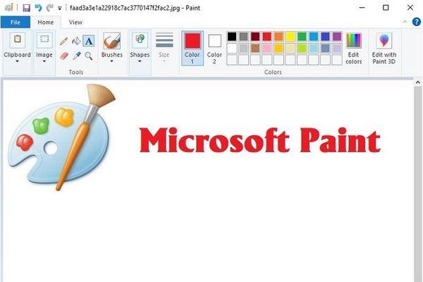 Microsoft Paint sắp có mặt trên Microsoft Store