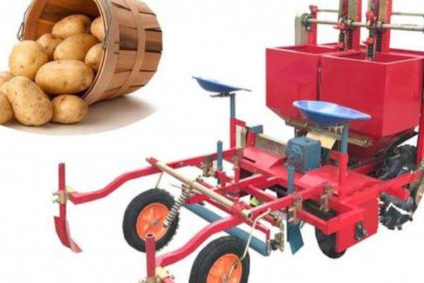 Bảo trì máy trồng khoai tây đúng cách như thế nào?