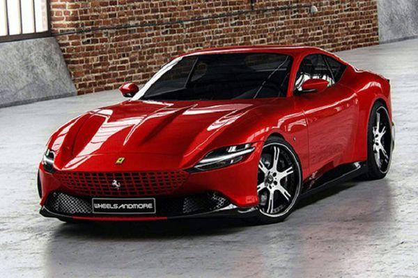 Ferrari Roma độc nhất tại Việt Nam về tay đại gia Sài Gòn