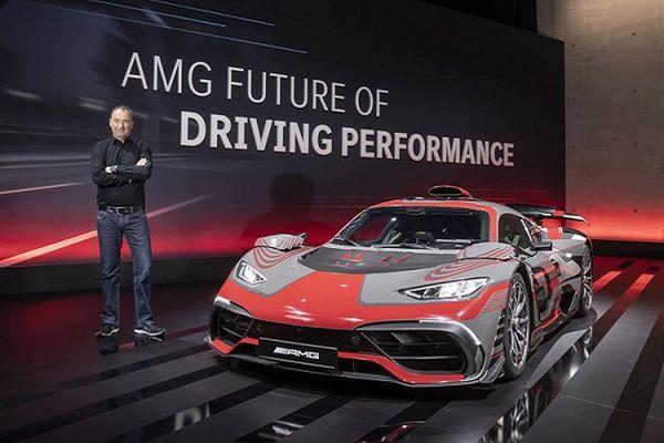 Mercedes-AMG E Performance mới, tương lai điện hóa của AMG