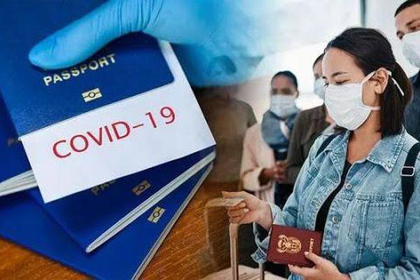 Gập ghềnh hộ chiếu vắc-xin