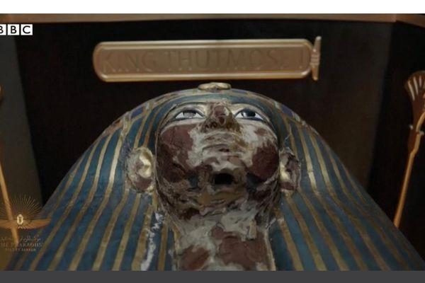 Vụ tắc nghẽn kênh đào Suez có liên quan tới lời nguyền của pharaoh?