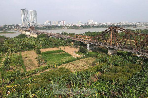 Cận cảnh những lô đất 'đắc địa' nằm trong quy hoạch sông Hồng