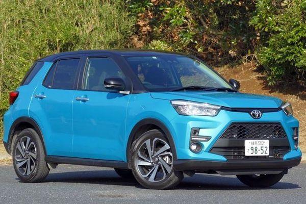 Toyota Raize sẽ sớm về Việt Nam?