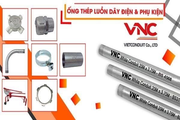 Ống luồn dây điện BS 4568 của Vietconduit tự tin cạnh tranh với 'hàng ngoại'