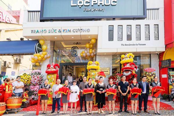 Lộc Phúc Fine Jewelry khai trương showroom Lộc Phúc - Bến Thành