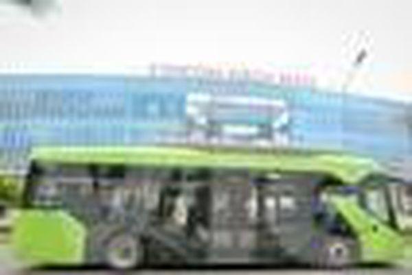 Trải nghiệm xe buýt điện thông minh đầu tiên tại Việt Nam