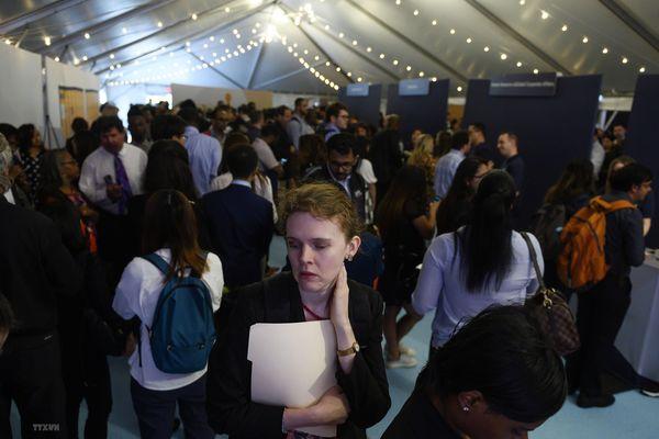 Số đơn xin thất nghiệp lần đầu ở Mỹ tăng tuần thứ hai liên tiếp