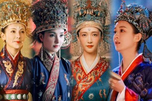 Dàn mỹ nhân thời Tống trên màn ảnh: Lưu Đào đọ sắc Giang Sơ Ảnh và Triệu Lệ Dĩnh