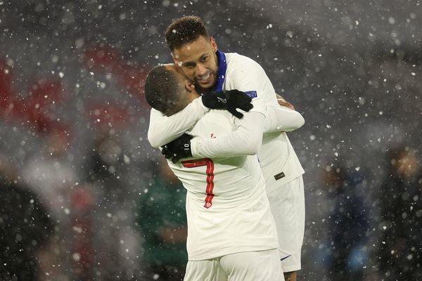 'Song sát' Mbappe - Neymar giúp PSG thắng kịch tính Bayern