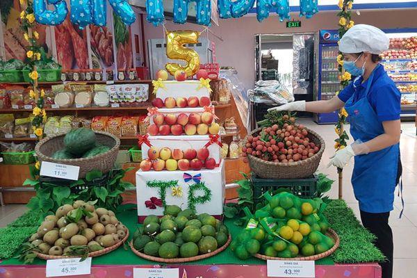 Bắc Giang: Gần 50% sản phẩm OCOP cung ứng vào siêu thị