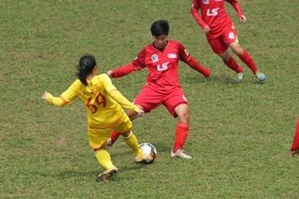 'Đàn em' của Tuyết Dung trắng tay tại giải U19 Quốc gia