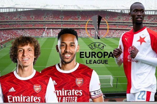 Dự đoán kết quả, đội hình xuất phát trận Arsenal – Slavia Praha