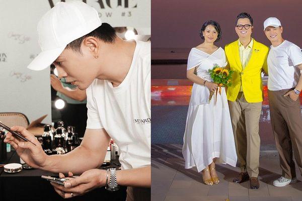 Giám đốc Sáng tạo Nam Trung: 'Nghệ thuật trang điểm là giấc mơ tôi không muốn thức giấc'