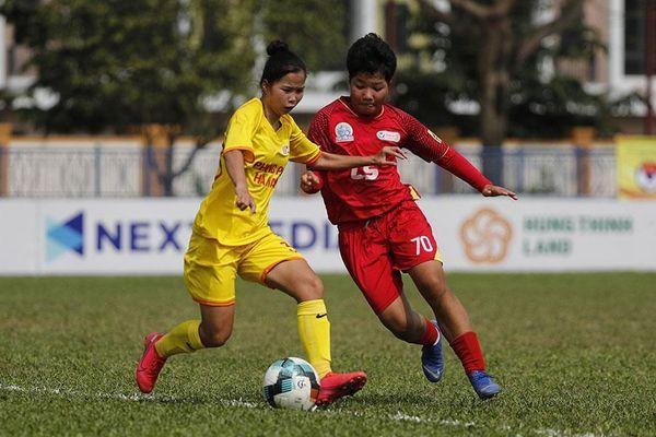 Than Khoáng sản Việt Nam lên ngôi Vô địch Giải Bóng đá nữ U19 quốc gia 2021