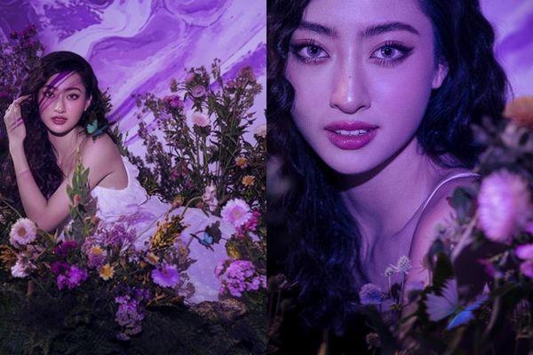 Ngắm diện mạo sắc sảo đẹp như tranh vẽ của đương kim Miss World Vietnam Lương Thùy Linh