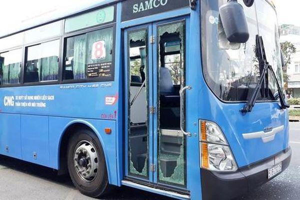 Nữ tiếp viên ôtô buýt: 'Xe lăn rất nặng, xin thông cảm đi chuyến sau'