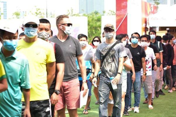 Hơn 13 nghìn VĐV tham gia Giải Marathon Quốc tế TP Hồ Chí Minh