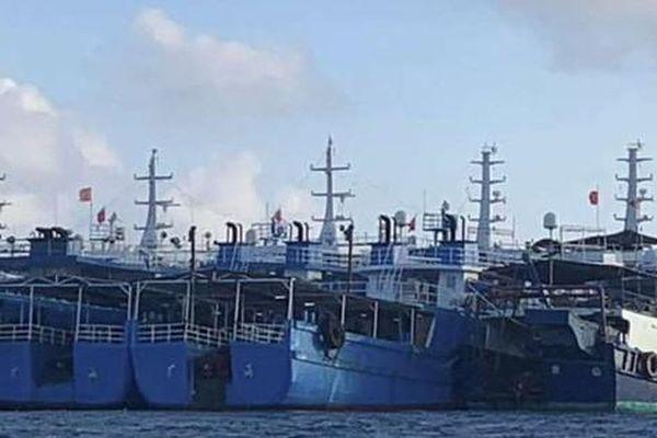 Biển Đông: Philippines cảnh báo Trung Quốc về 'vũ khí chưa được triển khai'