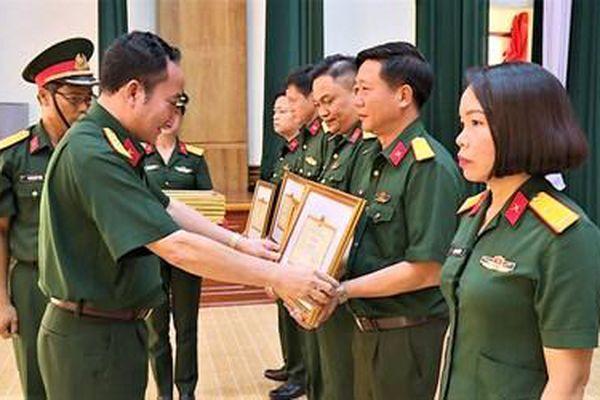 Binh đoàn 16 tập huấn công tác Đảng, công tác chính trị