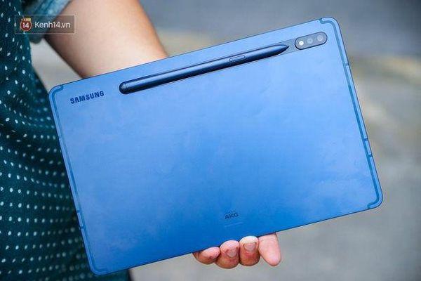 Samsung Galaxy Tab S7 & S7+ có thêm màu xanh Navy thời thượng