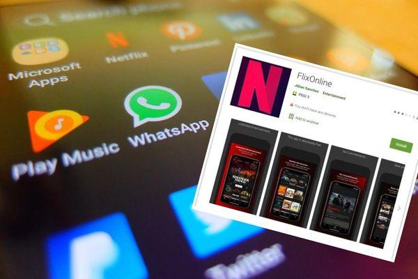 Hãy xóa ngay app Android độc hại mạo danh Netflix