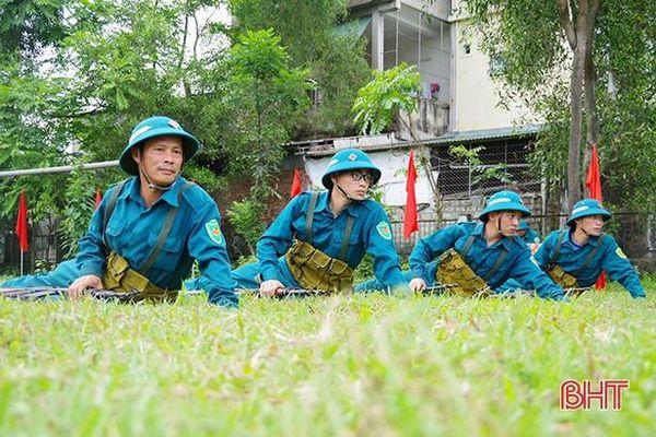 Phường Nam Hà nhất toàn đoàn hội thao TP Hà Tĩnh năm 2021