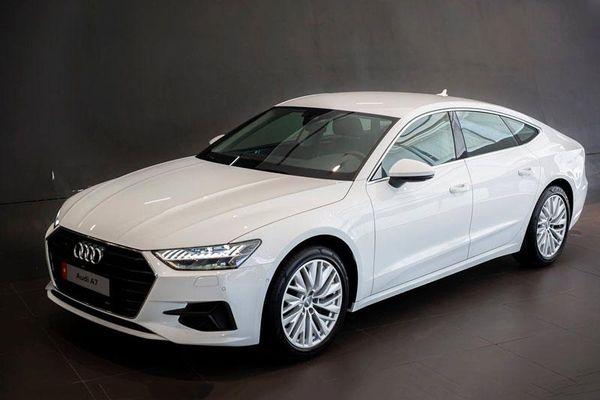 Bảng giá xe Audi tháng 4/2021
