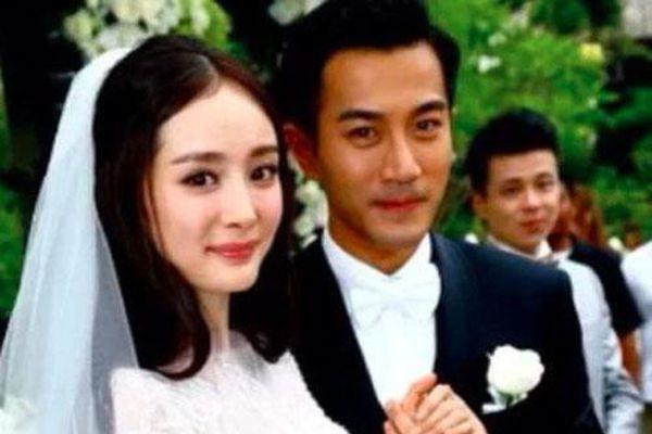 Phát hiện chi tiết 'đắt giá' trong ảnh đám cưới tiết lộ tình cảm thực sự của Dương Mịch dành cho chồng cũ Lưu Khải Uy