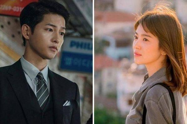 Song Hye Kyo 'đội sổ' giá cát-sê, thua Song Joong Ki