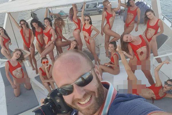 Tay chơi khét tiếng bị cáo buộc đứng sau vụ 40 mẫu nữ khỏa thân bị bắt ở Dubai