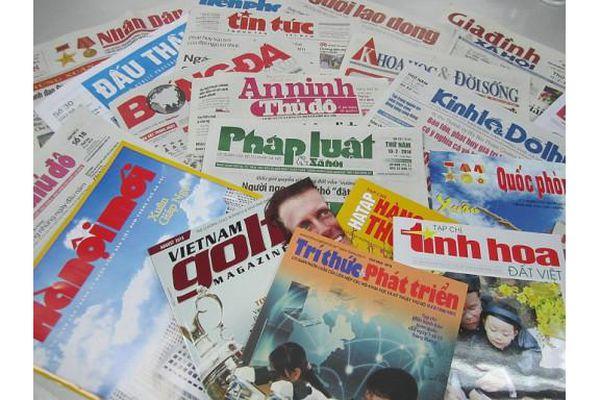Thủ tướng phê duyệt Chương trình hỗ trợ tác phẩm báo chí chất lượng cao giai đoạn 2021-2025