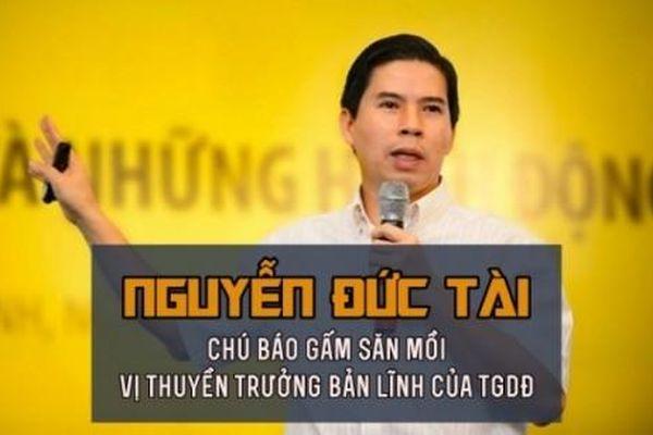 Chủ tịch Thế giới di động Nguyễn Đức Tài: Lọt TOP 13 người giàu nhất TTCK Việt Nam