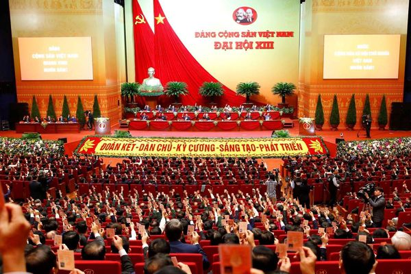 Hoàn thiện thể chế kinh tế thị trường định hướng xã hội chủ nghĩa theo tinh thần Nghị quyết Đại hội XIII của Đảng