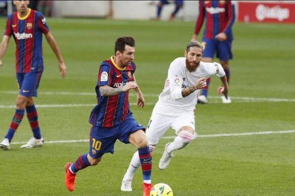 Ramos: 'Real đau đớn vì Messi'
