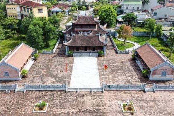 Hà Tĩnh chi 46 tỷ đồng làm 1km đường vào Văn Miếu
