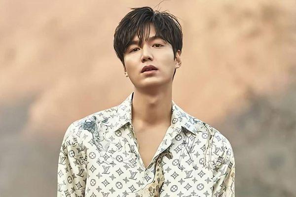 Lee Min Ho làm đại sứ thương hiệu cho trang sức Louis Vuitton