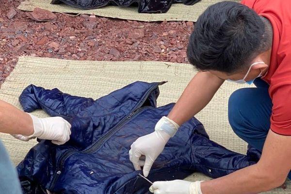 Điều tra vụ xương người dạt vào bờ biển
